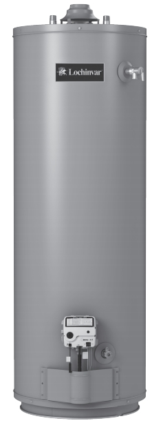 lochinvar Energy Saver Residential Gas Water Heater