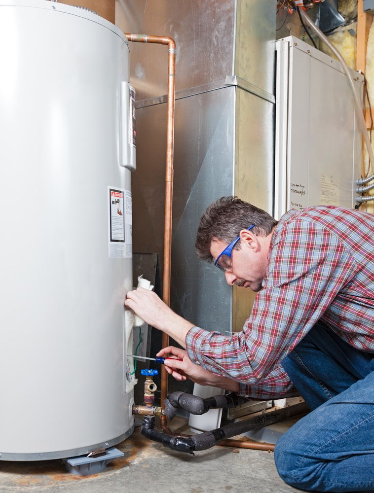 "alt=""picture of a lochinver water heater last a long time, but sometimes needs attention from the pros at TNT Heating and cooling serving the water heater repair needs of Novi MI since 2017"""