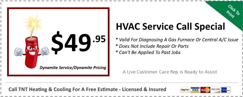 "alt=""coupon for air conditioner repair or furnace repair to find the problem for $49"""